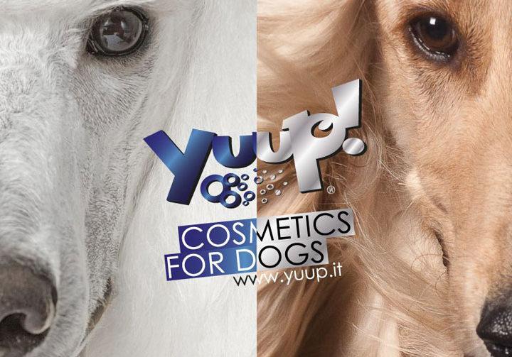 Yuup! Cosmetici, shampoo, profumi e un mondo di bellezza per i cani