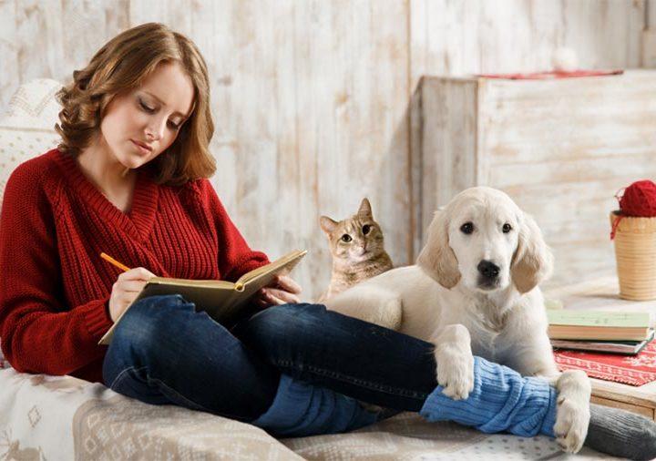 5 Buoni propositi per il 2021 con il tuo animale domestico